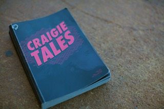 Trevors amazing book that documents 15years of Craigie's Graffiti